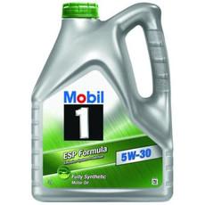 """Масло моторное синтетическое """"Mobil 1 ESP Formula 5W-30"""